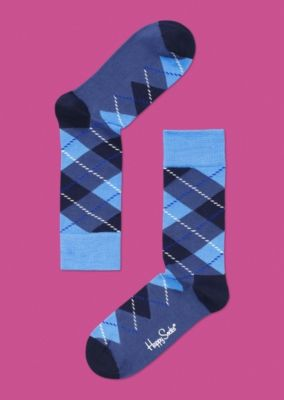 Argyle 02 - Happy Socks (ar11-001)