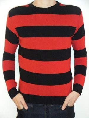 Dennis the Menace - Jumper (red & black)