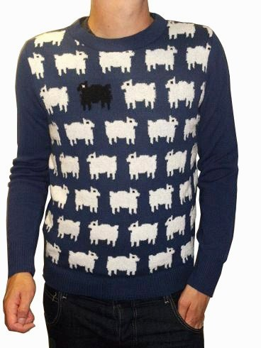 enjoy complimentary shipping 2019 discount sale lowest discount Diana - Black Sheep Jumper - Blue