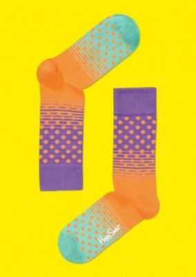 Dots Fade 01 - Happy Socks (df11 - 001)
