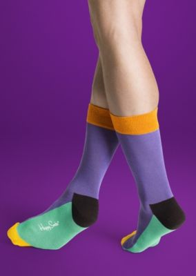 Five Colour 02 - HAPPY SOCKS (FI11-002)