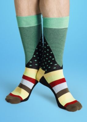 Stripes & Dots 01 - Happy Socks (sd11 - 001)